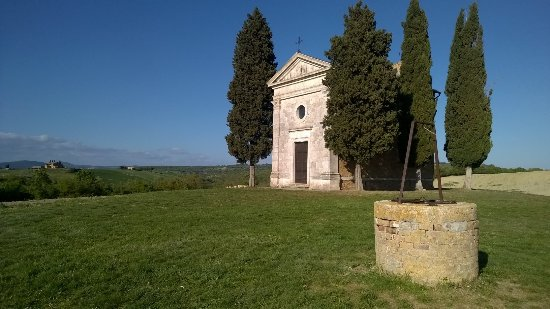 Cappella della Madonna di Vitaleta