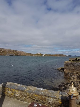 View in Crookhaven bay