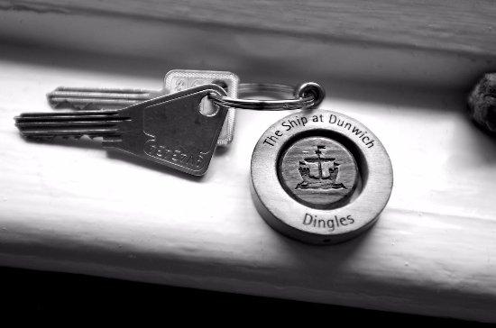 Dunwich, UK: Dingles room