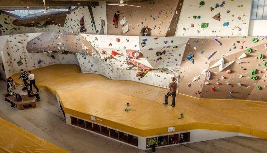 Der Steinbock - Boulderhalle