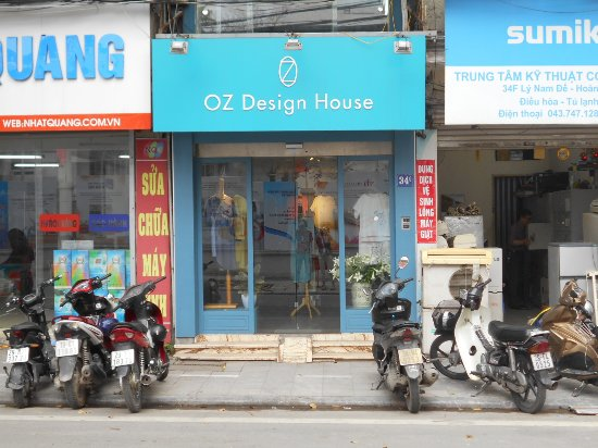‪OZ Design House‬