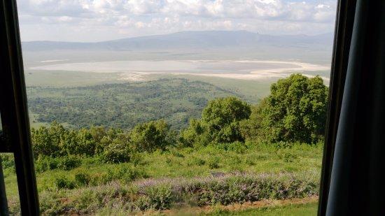 Ngorongoro Wildlife Lodge: Creater view from the Room