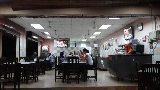 Kuala Besut, Malásia: T'Kafe Restaurant