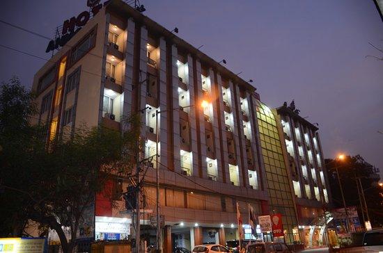 Window View - Picture of FabHotel Anmol Continental, Hyderabad - Tripadvisor