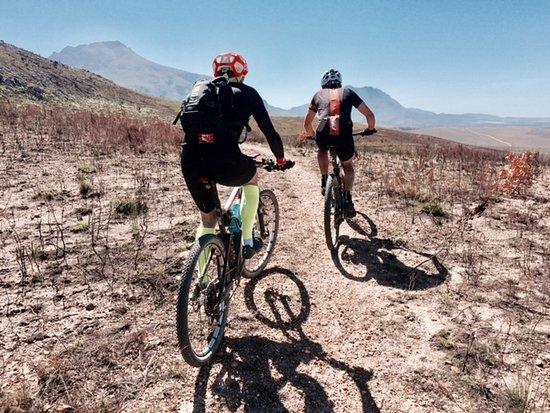 Greyton, Sudáfrica: Amazing trails with Warrick @iMtbAfrica