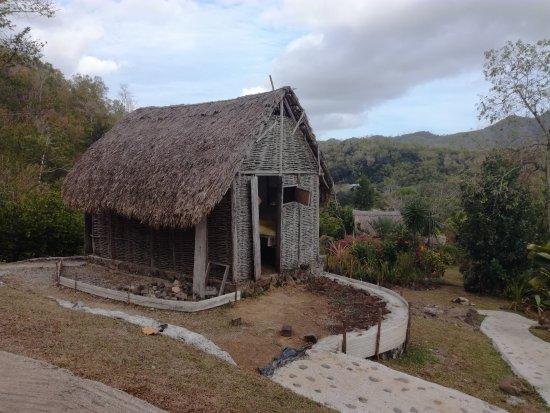 Trois-Ilets, Martinique: Case traditionnelle