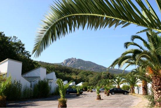 parking central - picture of camping sunelia le bois fleuri