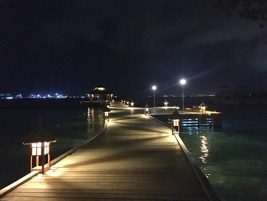 คุรุมบา มัลดีฟส์ รีสอร์ท: Kurumba Maldives