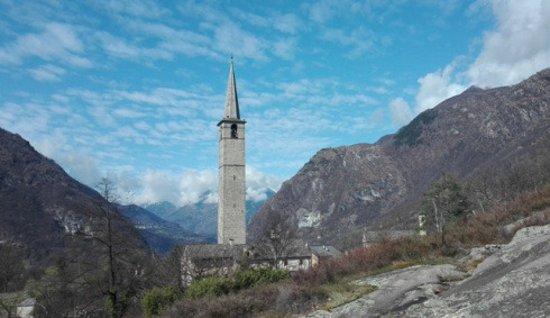 Montecrestese, Italien: il più alto della valle Ossola