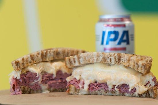 Cleveland, TN: Reuben sandwich