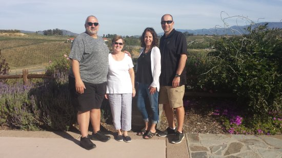 Temecula, CA: Lumiere Winery