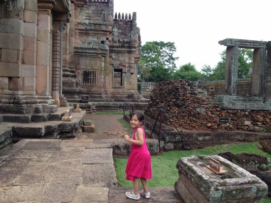Prasat Hin Phanom Rung - Picture of Phanom Rung Historical Park (Prasat Hin P...