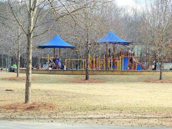 Norcross, GA: play area