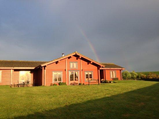 Inverkeilor, UK: Balnabrechan lodge