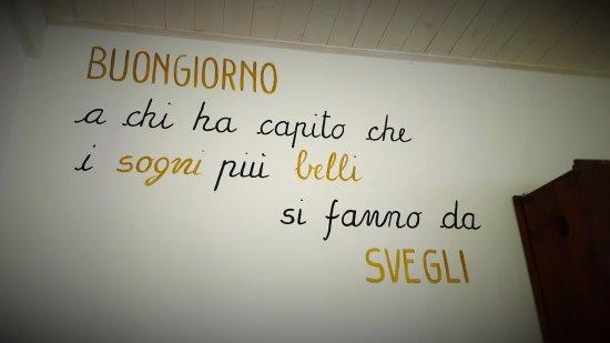 Castagneto Carducci, İtalya: sala colazioni