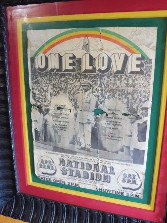 Bob Marley's Mausoleum: Poster