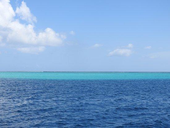Le Marin, Martinica: panorama in navigazione