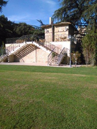 Petrignano d'Assisi, Italia: parco