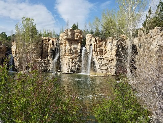 Lehi, UT: More waterfalls