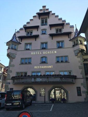 City-Hotel Ochsen Zug: photo0.jpg