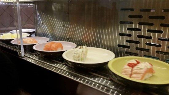 running sushi vesterbro