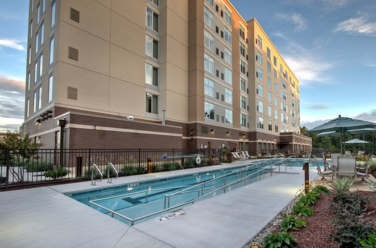 Salt Water Pool Picture Of Hyatt Place Durham Southpoint Durham Tripadvisor