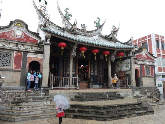 Penghu County, ไต้หวัน: 澎湖馬公天后宮
