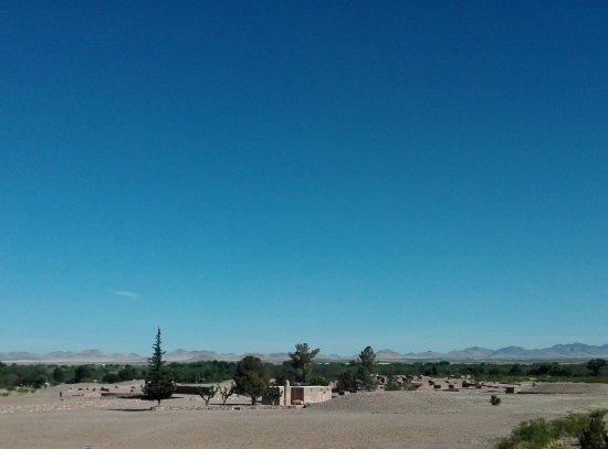 Paquime: die archäologische Zone