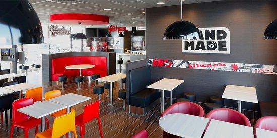 Houssen, Frankreich: KFC Illzach