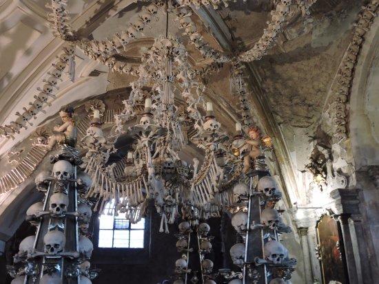Kutna Hora, Republika Czeska: Ossuary