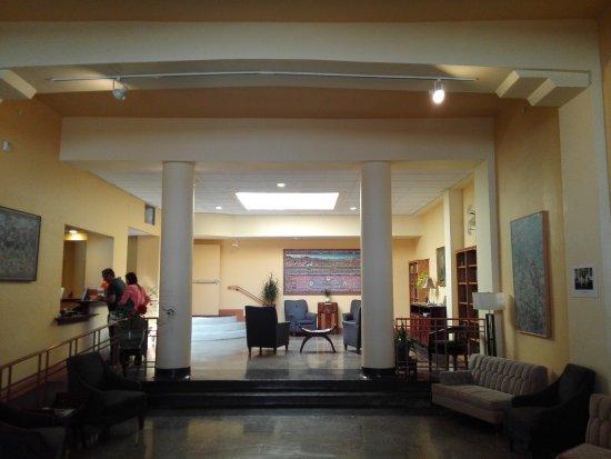 Murray Hotel : Eingangshalle