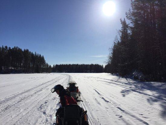 Kuusamo, Finlandia: photo1.jpg