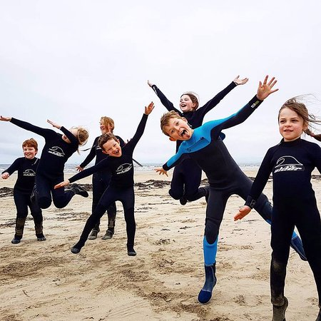 Rossnowlagh, Irlanda: Kids Camps, running every Monday-Friday in summer- The best around!