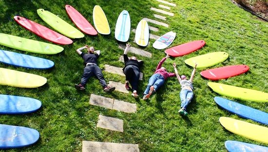 Rossnowlagh, Irlanda: We provide top class surfing equipment for your pleasure and enjoyment. Whatever you want we hav