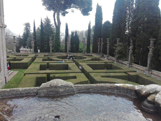 Sala del mappamondo foto di palazzo farnese caprarola tripadvisor - I giardini di palazzo rucellai ...