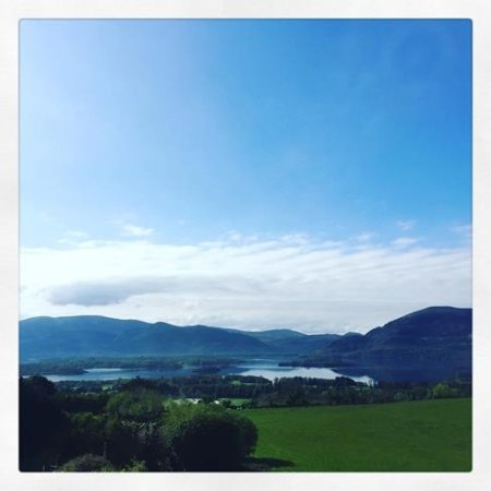 Aghadoe Heights Hotel & Spa: View from room on 3rd floor