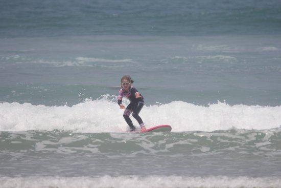 Peaks 'n Swells Surf Camp: PEN Surfing w/ Peaks 'n Swells