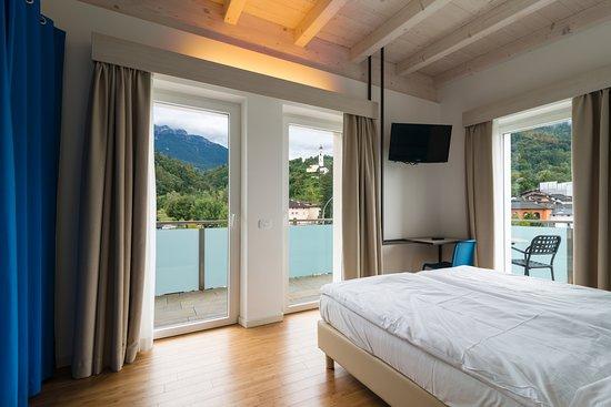 Calceranica al Lago, إيطاليا: experience