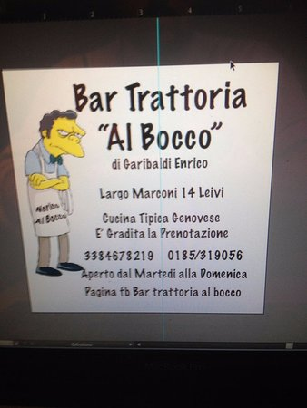 Il Karaoke Di Nerico Picture Of Bar Trattoria Al Bocco