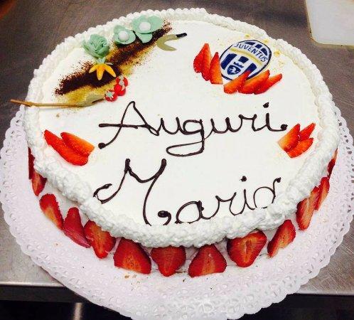 """Leivi, Италия: torte del Bar Trattoria """"Al Bocco"""""""