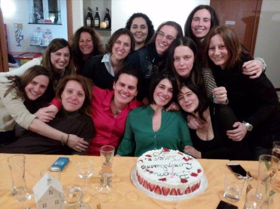 Leivi, Италия: Buon compleanno !