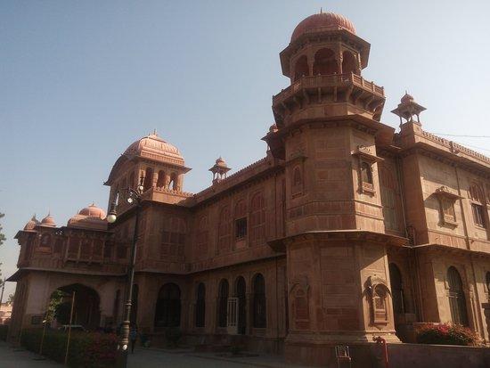 Lalgarh Palace and Museum: Lalgarh Palace