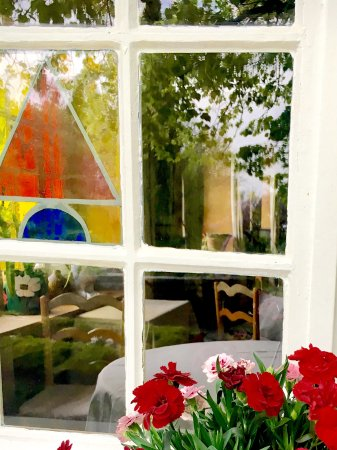Echenevex, Франция: Window