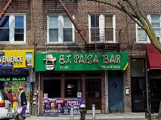 Jackson Heights, NY: the bar