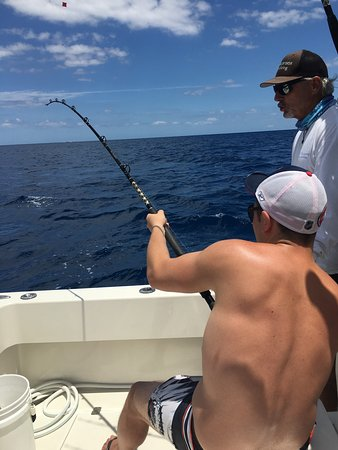 Picture of no vacansea private fishing for Hollywood florida fishing charters