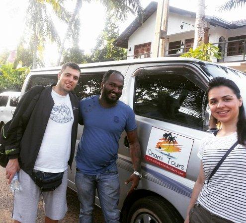 Katunayake, Σρι Λάνκα: Mobile/sms : +94 77 910 4548 /  E-mail :wijesinghe.chami@yahoo.com