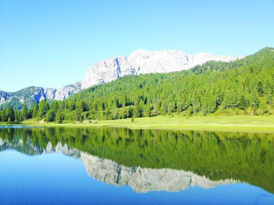 Al Gallo Forcello.1530: lago di Pramollo