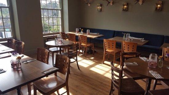 Harts Head Inn: Newly refurbished restaurant