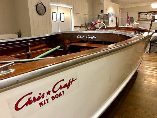 Troy, Οχάιο: Chris Craft boat