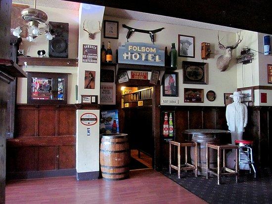 Folsom Hotel Saloon